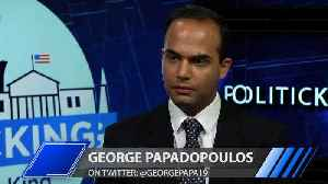 News video: George Papadopoulos reacts to report detailing FBI FISA warrant abuse