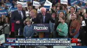 Bernie Sanders declares victory in New Hampshire [Video]