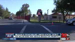 Measure B for McFarland Unified School District [Video]