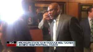Michigan State to hire Colorado's Mel Tucker as next football coach [Video]