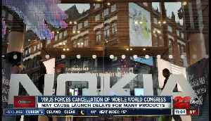 Virus forces cancellation of mobile world congress [Video]