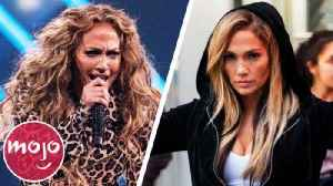 Jennifer Lopez's Hustle to the Top [Video]