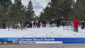 Search For Missing Boy Gannon Stauch Expands Into Douglas County [Video]