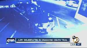 Jury deliberates in Kearny Mesa dragging death [Video]