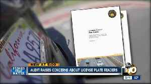 News video: License plate readers at risk for data breaches, misuse