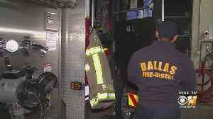 Dallas City Council Votes For 2nd Set Of Firefighter Gear To Prevent Cancer [Video]