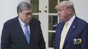 News video: Attorney General Barr: President Trump's Twitter Makes Job 'Impossible'