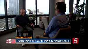 Former death row prison guard says inmate's life should be spared [Video]