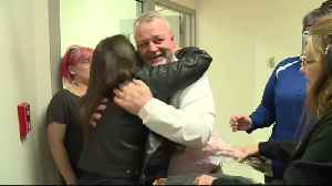 News video: Freedom In The DNA Details: Man Set Free After 14 Years In Jail