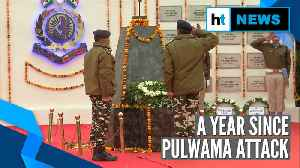 Watch: President Kovind, PM Modi & others pay tributes to Pulwama martyrs [Video]