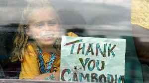 Cruise ship passengers in Cambodia clear of coronavirus [Video]