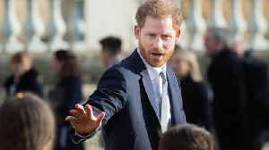 Prince Harry in talks with Goldman Sachs to join speaking circuit [Video]