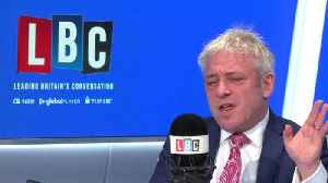 John Bercow reflects on the influence his father had on his early political views [Video]