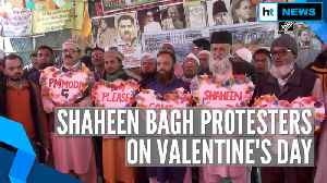 On Valentine's Day, here's what Shaheen Bagh protesters want [Video]