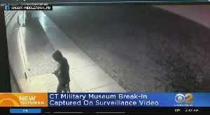 Man Breaks Into Middletown Military Museum [Video]
