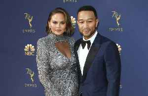 News video: Chrissy Teigen doesn't care about Valentine's Day