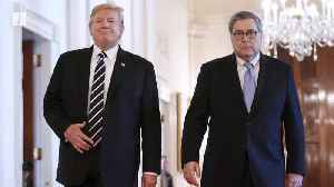 Bill Barr's BS Trump Rebuke [Video]