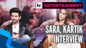 Love Aaj Kal stars Sara Ali Khan and Kartik Aaryan talk about Imtiaz Ali's process [Video]