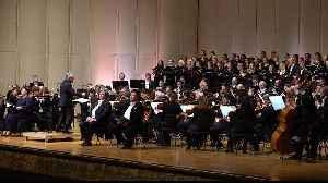 Abu Dhabi celebrates 250 years of Beethoven with the Hamburg Symphony Orchestra [Video]