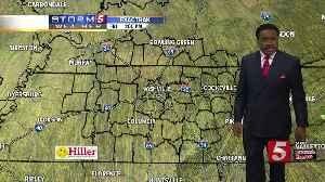 Lelan's morning forecast: Friday, February 14, 2020 [Video]