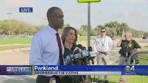 WEB EXTRA: Broward Schools Superintendent Addresses Media Two Years After Parkland School Shooting [Video]