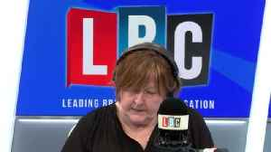 Andy West tells LBC about his concerns after travelling on a plane with a suspected coronavirus case [Video]