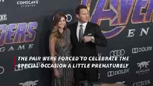 Chris Pratt and Katherine Schwarzenegger celebrated Valentine's early [Video]