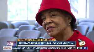 Love Your Heart: San Diego woman spreads message of heart health [Video]