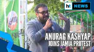 'Its a fight of patience': Anurag Kashyap joins anti-CAA protests at Jamia [Video]