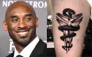 Celebrities Honor Kobe Bryant With Tattoos [Video]