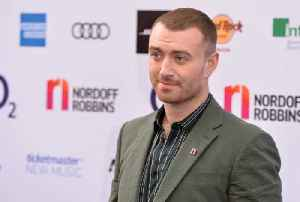 News video: Sam Smith Doesn't Like Valentine's Day
