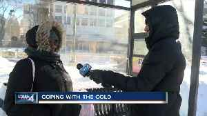 Coping with the cold [Video]