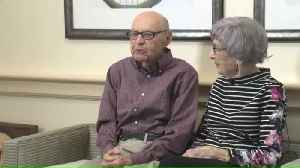 Iowa Couple Celebrates 80 Years of Marriage [Video]