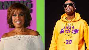 News video: Gayle King Accepts Snoop Dogg's Apology For Kobe Bryant Rant | Billboard News