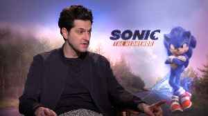Ben Schwartz Talks 'Sonic The Hedgehog' [Video]