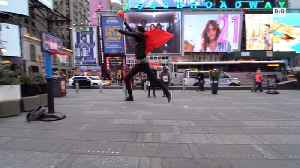 Fans Recreate Iconic NBA Dunk Contest Dunks [Video]
