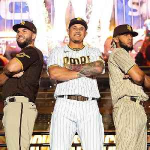 MLB uniforms receive an epic makeover [Video]