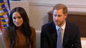 News video: Prince Harry, Meghan Markle Make Surprise Visit To Stanford