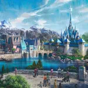 Disneyland Paris set to construct 'Frozen Land' [Video]