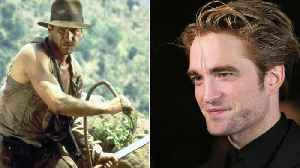 'Indiana Jones 5' Filming This Summer, First Look at Robert Pattison as Batman & More | THR News [Video]