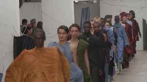 London Fashion Week: Day One Highlights [Video]