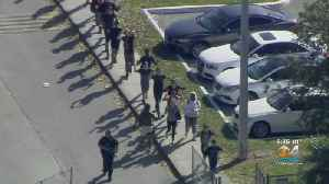 South Florida Pauses For Moment Of Silence Two Years After Parkland School Shooting [Video]