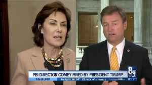 Nevada leaders weigh in on Comey firing [Video]
