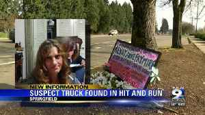 Police search pickup truck for evidence in fatal hit-and-run [Video]