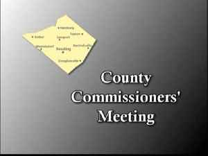 Berks County Commissioners Meeting 02-13-20 [Video]