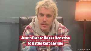 Justin Bieber Wants To Stop The Coronavirus [Video]