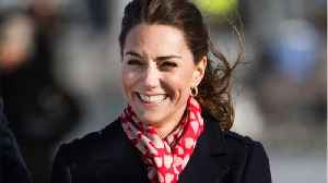 Kate Middleton First-Ever Podcast Interview [Video]