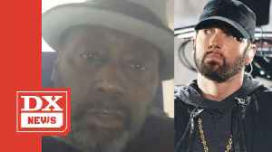 Big Daddy Expands On His Eminem Is 'The Kobe Bryant Of Hip Hop' Comment [Video]