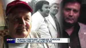 Charles 'Chuckie' O'Brien, self-proclaimed foster son of Jimmy Hoffa, dies at 86 [Video]