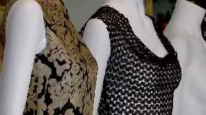 One-of-a-kind Alexander McQueen items hit the auction block [Video]
